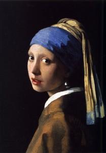 Johannes Vermeer, c.1665, oil on canvas