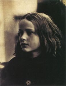 Annie, My First Success (1864) by Julia Margaret Cameron, albumen print, National Museum of Photography, Film & Television, Bradford