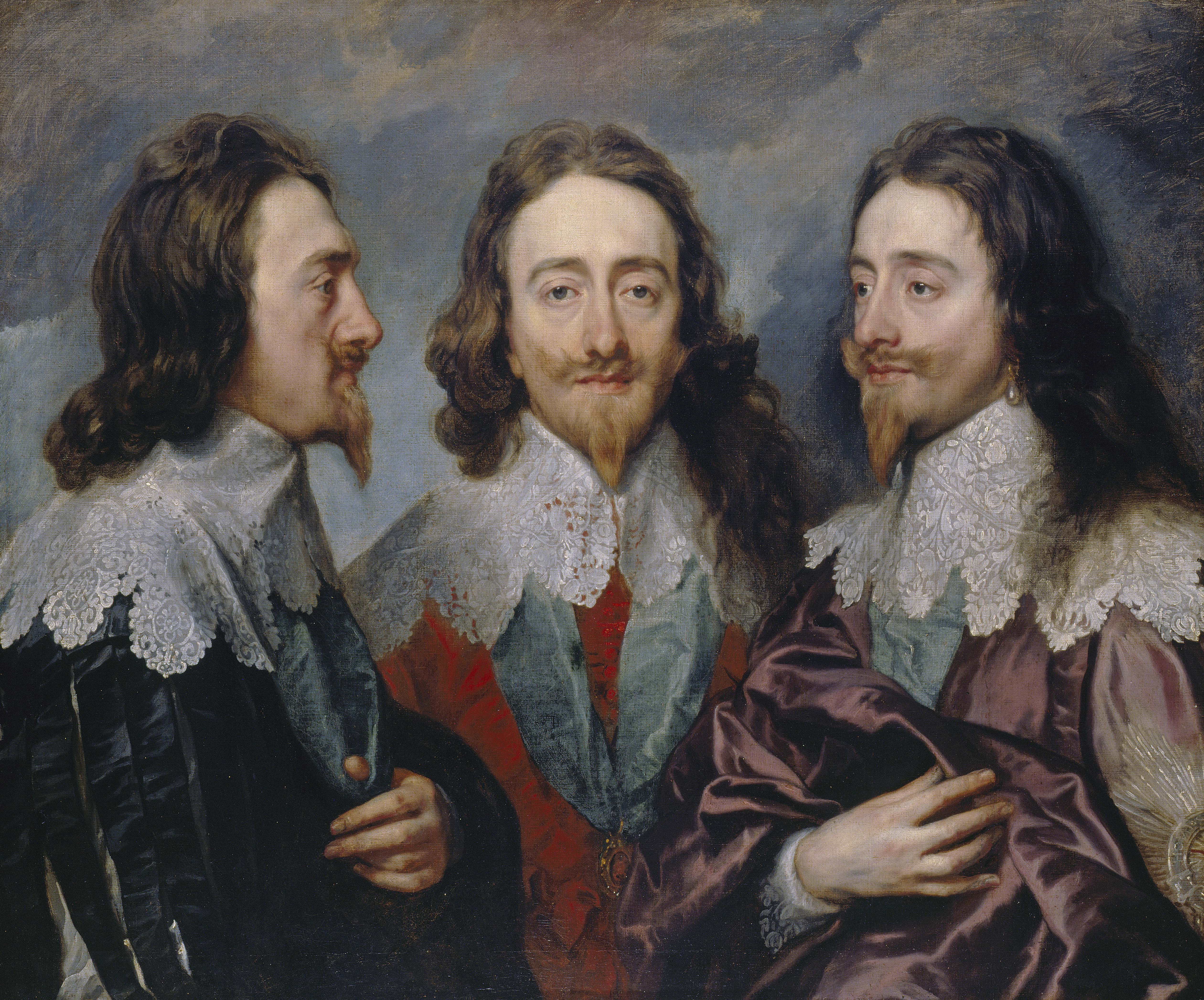 Charles I: King & Collector
